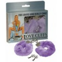 Love Cuffs Purple